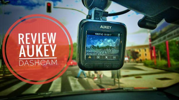 Bestial Dashcam de Aukey a un super precio!