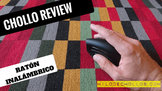 Super ratón inalámbrico de Aukey – Chollo review