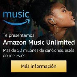 Gratis! Amazon music 1 mes! el spotify de amazon!