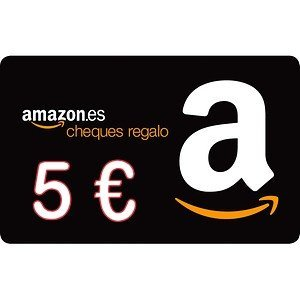 5€ Cheque Amazon con Fintonic GRATIS