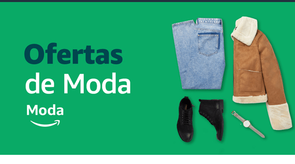 Super OFERTAS en MODA en AMAZON este black friday