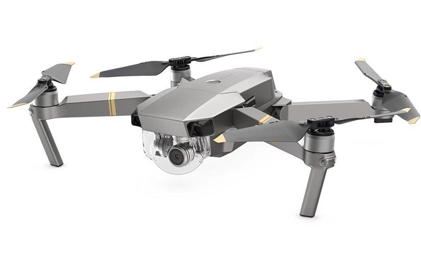 Este es el mejor momento para que compres un buen drone al mejor precio DJI Mavic Pro Platinum