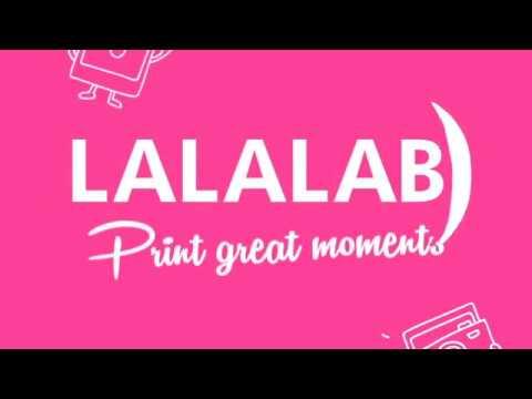 5 € gratis para imprimir fotos online con lalalab