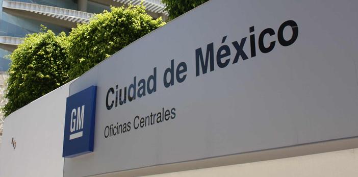 GM saca producción de México y se pierden 100 empleos