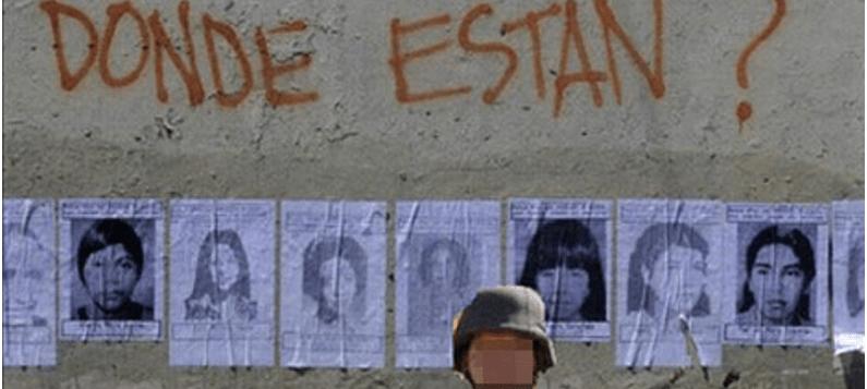 Emprenden búsqueda de desaparecidos en la tierra de El Chapo