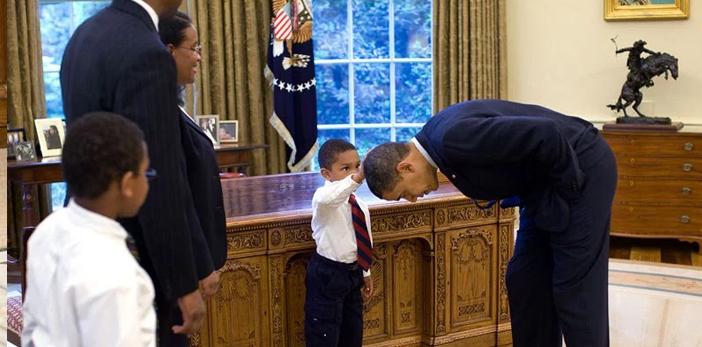 Los años de Obama en la Casa Blanca (FOTOS)