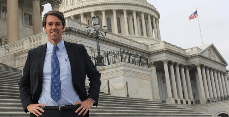 Beto O'Rourke, el comodín de los demócratas
