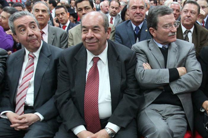 Muere Gustavo Carvajal, expresidente nacional del PRI