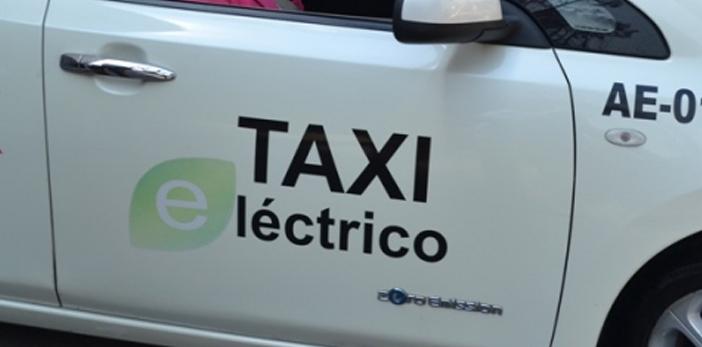 Taxi eléctrico cien por ciento mexicano se producirá en Hidalgo
