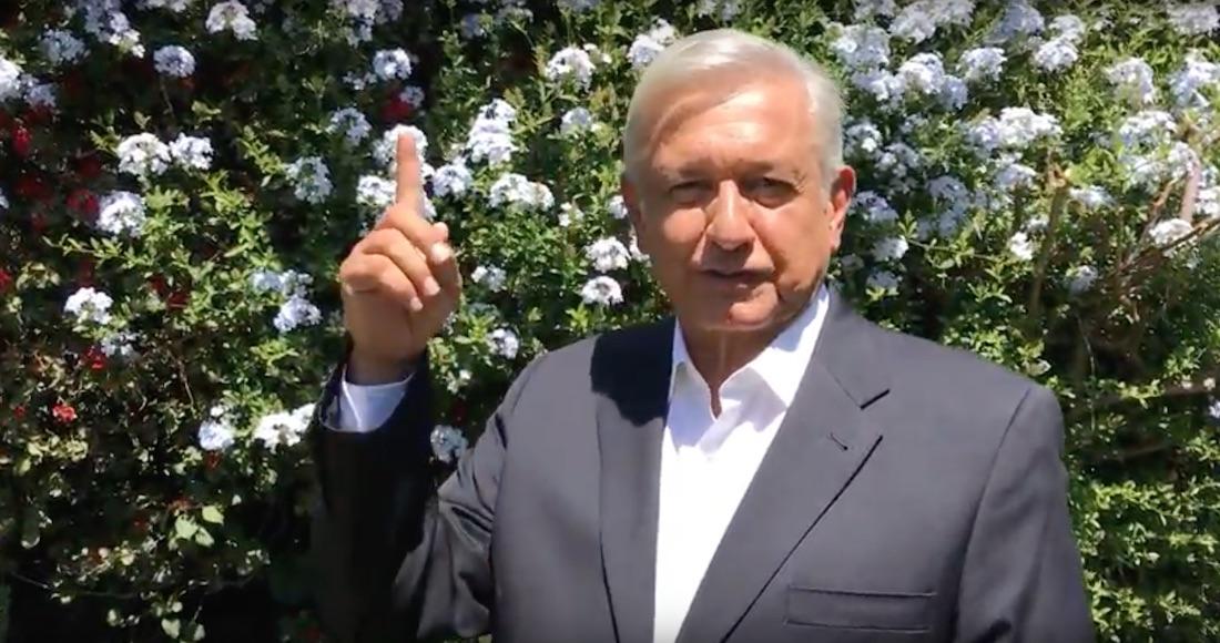AMLO acepta ser investigado por la PGR y pide careo con Peña Nieto