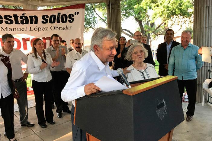 Peña busca enfrentarme con el Ejército, sostiene López Obrador (VIDEO)