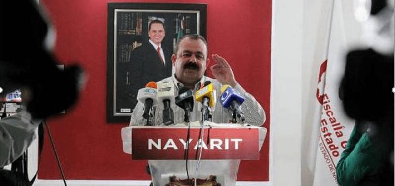 Fiscal de Nayarit traficaba de todo: coca, mota, heroína, metanfetaminas…