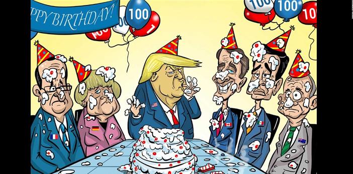 100 días de fracasos y promesas rotas de Trump