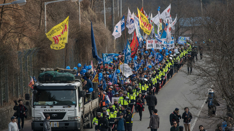 China exige a EU retirar el sistema antimisiles de Corea del Sur