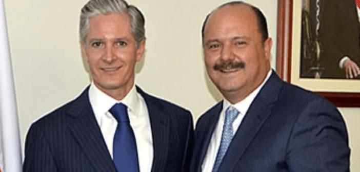 Implican a Del Mazo en saqueo de César Duarte: Le prestó 4.3 mil millones de Banobras