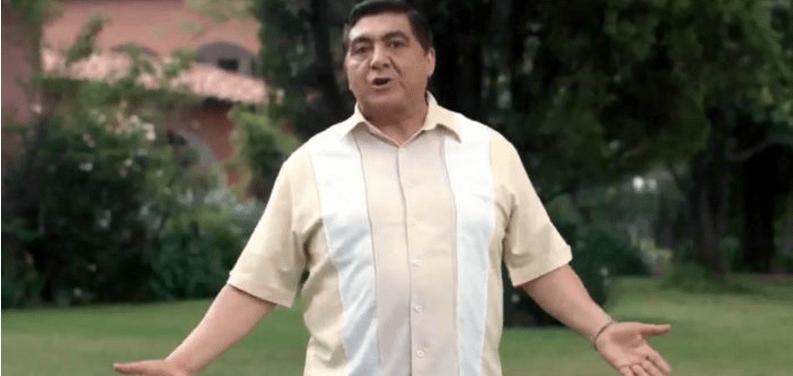 """El """"Huicho Domínguez"""" llama a votar por Morena (VIDEO)"""