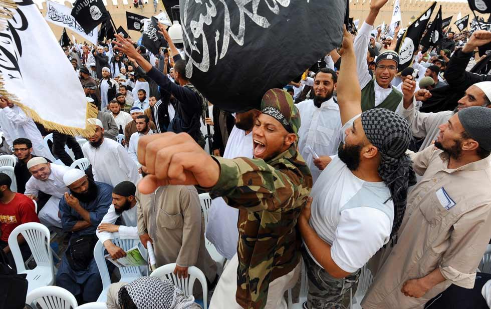 Organización yihadista de Libia anuncia su disolución