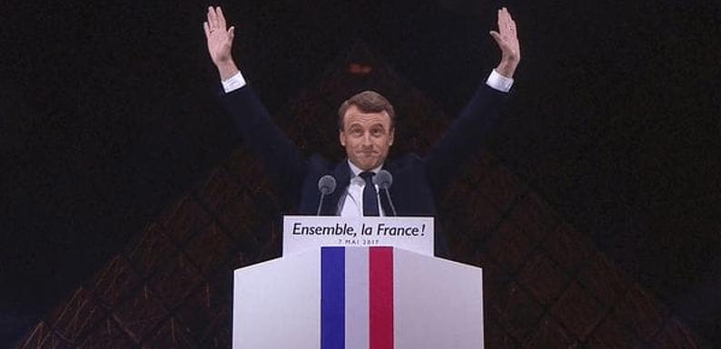 Macrón pone a temblar a la Unión Europea