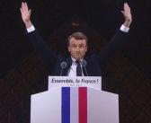 Baja popularidad de Macron 10 puntos en un mes