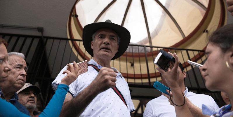 Morena registra de última hora a Mireles para diputado en Michoacán