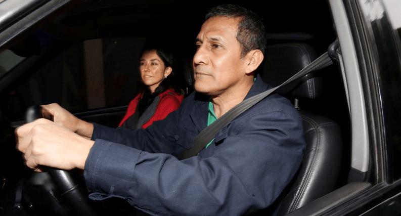 Tribunal revoca prisión preventiva a Humala y su esposa