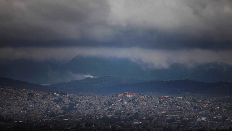 El huracán Hillary amenaza a las costas mexicanas del Pacífico