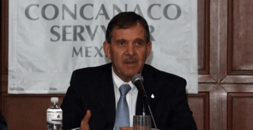 Cita la PGR al presidente de Concanaco