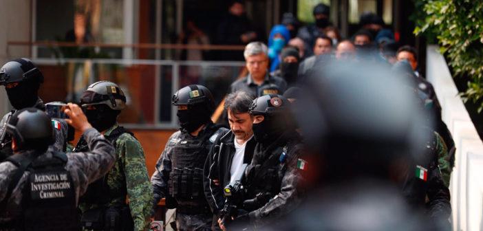 """Atrapan en la frontera al hermano de Dámaso López, """"El Licenciado"""""""