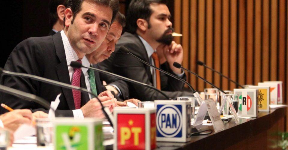 Partidos recibirán en 2018 no sólo 6.7 mil MDP sino mucho más