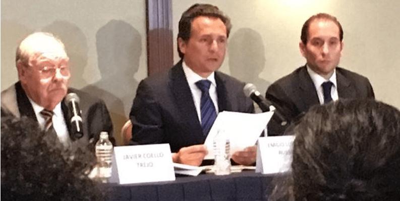 Lozoya se dice inocente y niega financiamiento ilegal a campaña de Peña