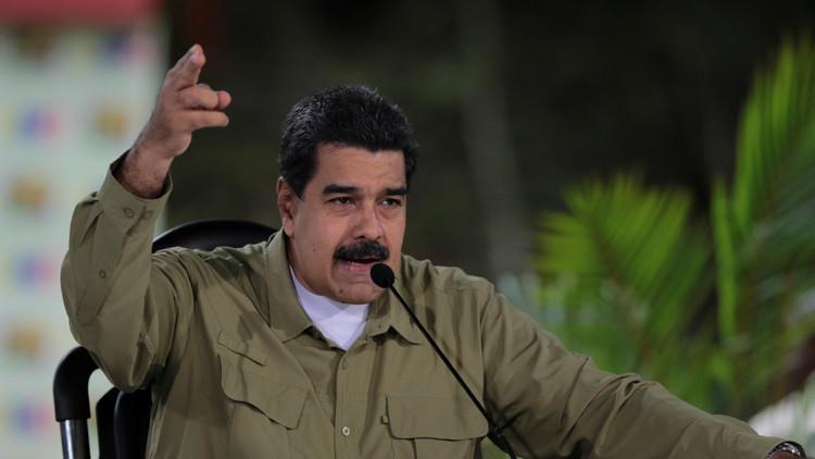 Maduro pide debate con Trump