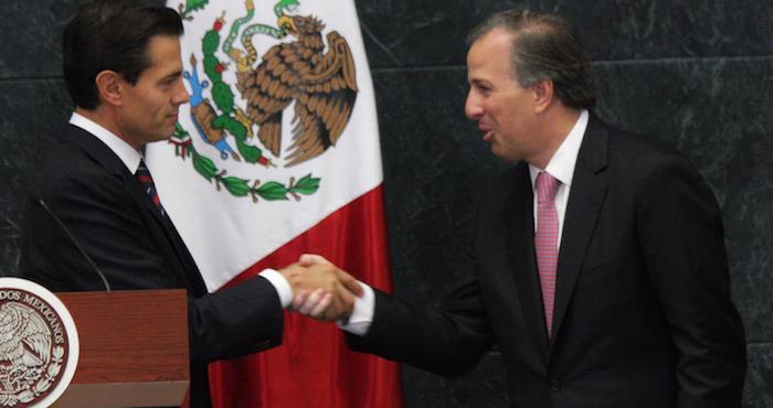 """EPN elegirá a Meade """"por dedazo"""" como candidato del PRI: AMLO"""