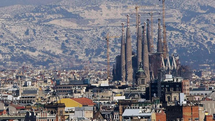 Yihadistas planeaba volar la Sagrada Familia de Barcelona