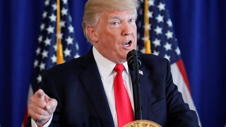 Lanza Trump nueva estrategia de seguridad nacional