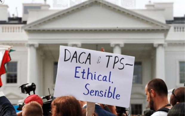 Plantea Casa Blanca nueva propuesta sobre DACA