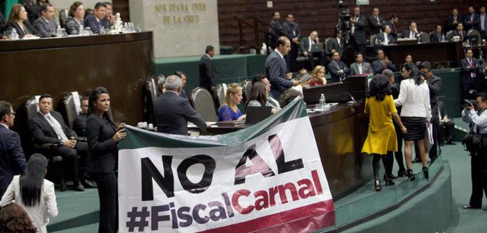 Alertan de 'albazo' en el Senado para imponer Ley de Fiscalía