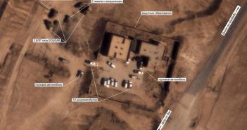 Con fotos aéreas, Rusia acusa a EU de respaldar a ISIS en Siria