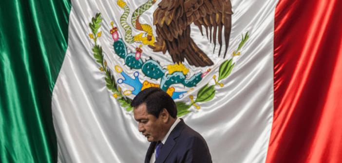 Toca a jueces decidir sobre Peña Nieto, dice Osorio Chong