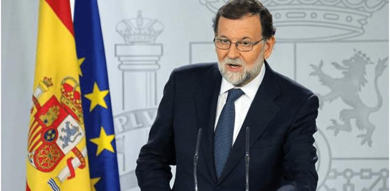 Rajoy decapita al gobierno de Cataluña