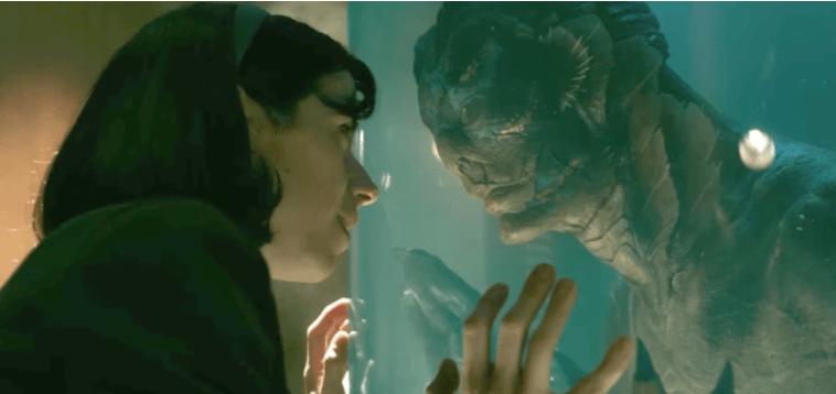 Cinta de Guillermo Del Toro, la más nominada en Globos de Oro