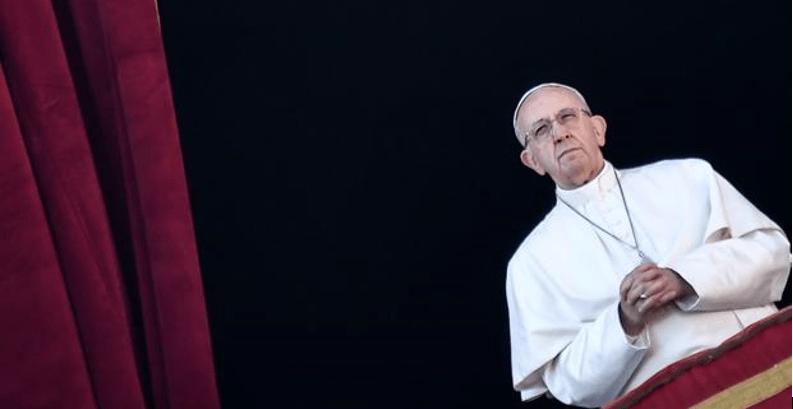Desmiente el Vaticano participación del papa Francisco en dialogos de pacificación