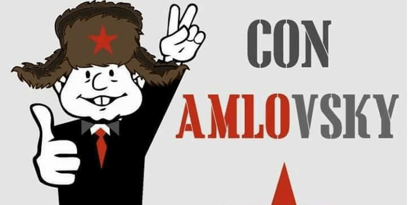 La conspiración rusa del Andrésmanuelovich en MEMES