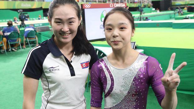 Las dos Coreas se unen para los Olímpicos de Invierno