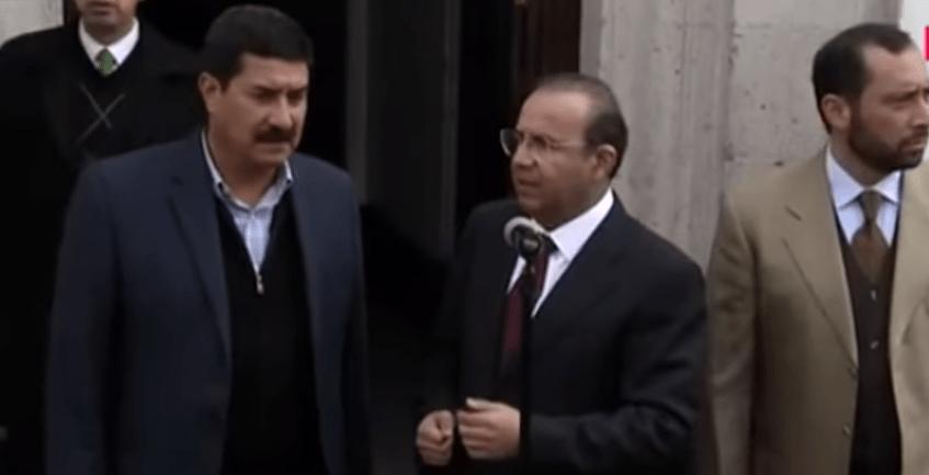 Los delitos de César Duarte no son grave, dice Navarrete Prida