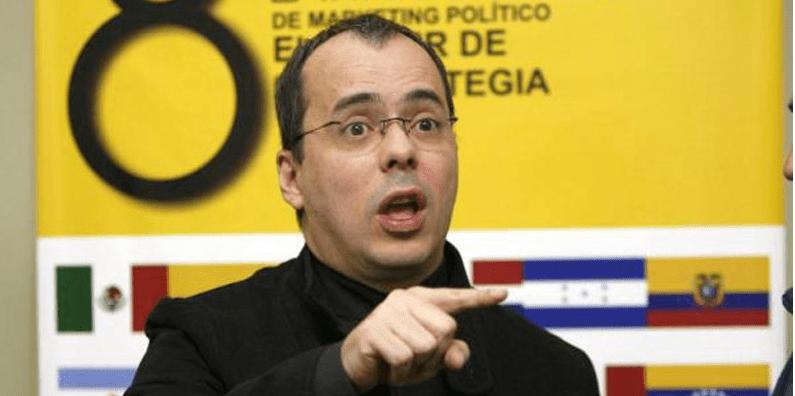 J. J. Rendón y la guerra sucia mediática