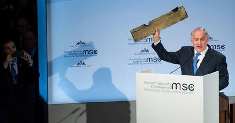 Provocador, Netanyahu amenaza a Irán