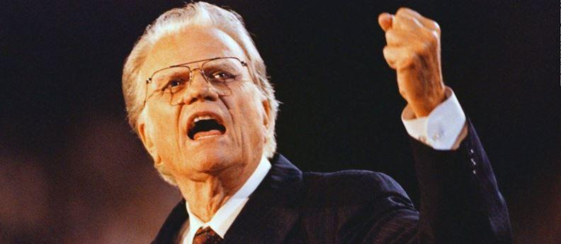 Muere el predicador evangélico Billy Graham
