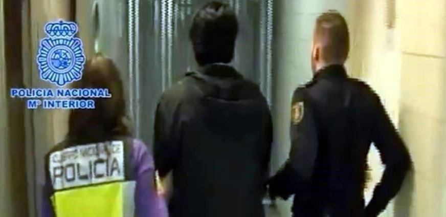 Deportado de España, encarcelan al operador financiero de Javier Duarte