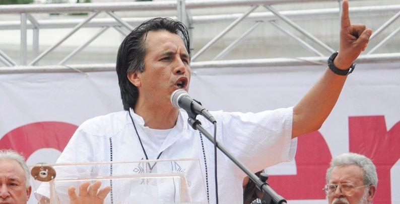 Yunes pactó con criminales para dejar a sus hijos en Veracruz: Cuitláhuac