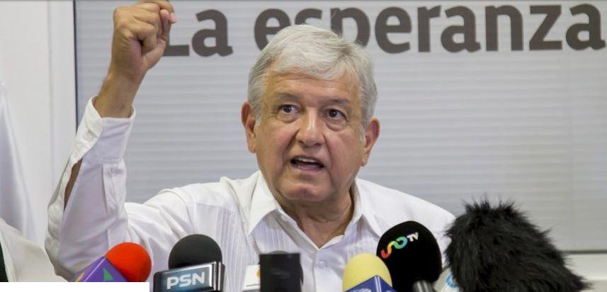 AMLO: No mas 'mafia del poder', ahora es la 'cúpula del poder'